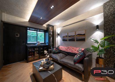 HDB Living Area