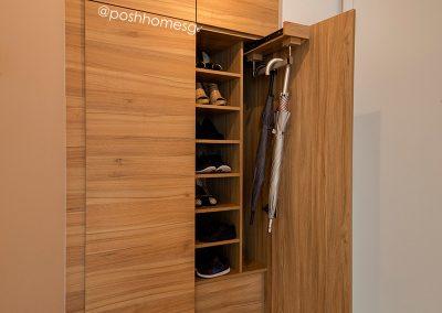 Multi Compartmental Closet