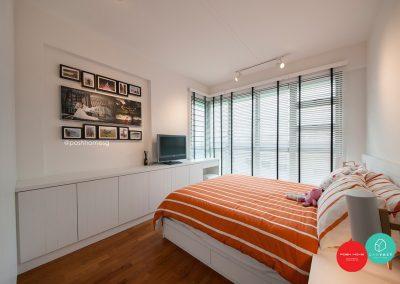 Posh Home-Punggol Dr-Bedroom