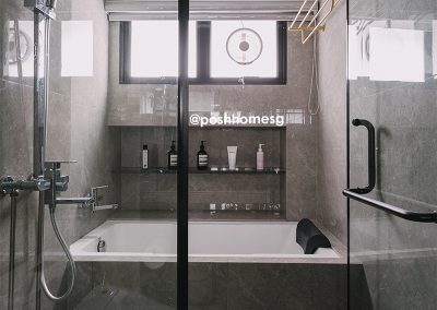 Hidden Bathroom