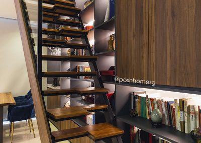Loft Alternate-Steps stairs